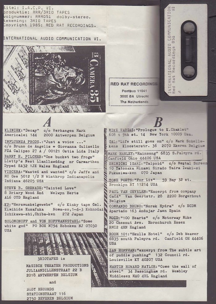 Tape Mag - Tapes